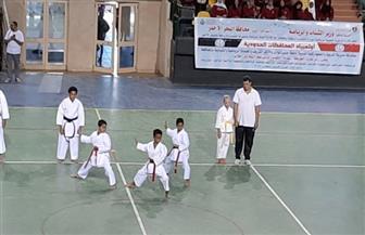 افتتاح دورة الألعاب الأولمبية للمحافظات الحدودية بمدينة أسوان