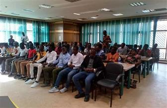 برنامج إعداد شباب الصفوة الأفارقة يواصل فعالياته بمكتبة الإسكندرية