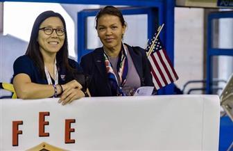 """رئيس البعثة الأمريكية: بطولة العالم لرواد السلاح """"خمس نجوم"""".. و""""الكشري"""" أكلة رائعة"""