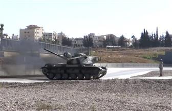 تعرف على أول متحف مفتوح للدبابات والآليات الأردنية القديمة   فيديو
