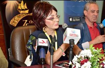 تفاصيل ندوة تكريم الفنانة نبيلة عبيد بمهرجان الإسكندرية السينمائي