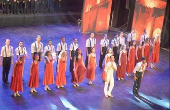 هاني حسن يبهر الحضور بـ«زوربا» اليونانية في احتفالية الأوبرا بعيدها الـ31| صور