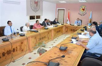 جامعة سوهاج تستعد لاستضافة الأسبوع الأول للجامعات المصرية