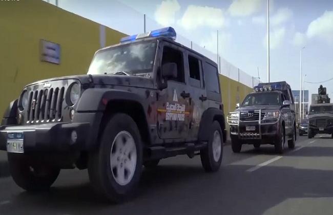 وزارة الداخلية تواصل حملاتها الأمنية الموسعة لضبط الخارجين على القانون -