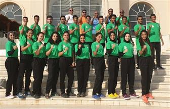 مصر تفتتح مشاركتها ببطولة العالم الشاطئية للتايكوندو
