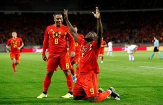 بلجيكا أول المتأهلين في تصفيات كأس أوروبا 2020