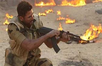 أحمد عز: استخدمنا أسلحة وذخائر حية في فيلم «الممر» | فيديو