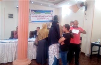 استئناف انتخابات نقابة أطباء قنا| صور