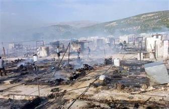 الإدارة الذاتية الكردية تخلي مخيما للنازحين قرب الحدود التركية
