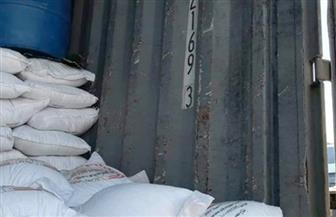 إحباط تهريب 19 طن أرز إلى لبنان عبر ميناء الدخيلة