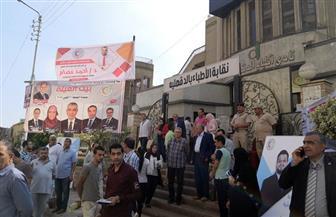 زيادة الإقبال على التصويت في انتخابات نقابة الأطباء بالدقهلية |صور