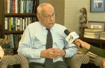 رئيس صندوق دعم المشروعات المصرية الأمريكية: الاقتصاد المصري يسير على الطريق الصحيح| فيديو