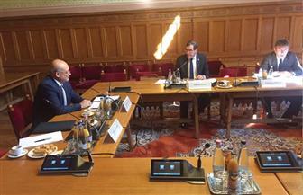 السفارة المصرية ببودابست تشارك في مائدة البرلمان المجري حول تعزيز العلاقات الاقتصادية| صور