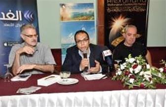 ندوة لتكريم الناقد الراحل أحمد رأفت بهجت على هامش مهرجان الإسكندرية