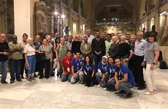 الشباب والرياضة تنظم جولات سياحية للمنتخبات المشاركة ببطولة العالم  لرواد السلاح| صور