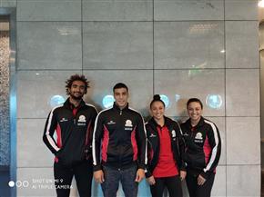 منتخب الكانوي والكياك يطير إلى قبرص للمشاركة في البطولة الدولية