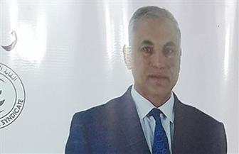 أحمد السوهاجي نقيبا لأطباء مطروح في انتخابات التجديد النصفي