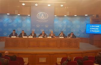 السفير المصري في موسكو ونائب وزير الخارجية الروسي يناقشان الاستعدادات لعقد قمة روسيا إفريقيا
