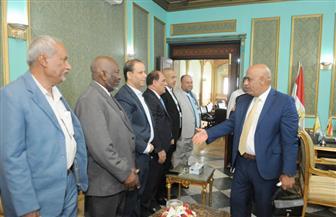 انطلاق مؤتمر اتحاد المعلمين العرب في القاهرة بحضور وفود 12 دولة