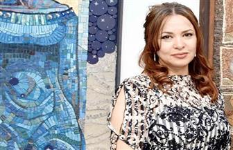 التشكيلية منى عليوة: تكرار الفنان لنفسه مأساة كبيرة |صور