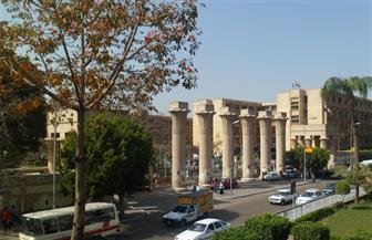 """جامعة عين شمس تشارك في مؤتمر """"مصر تستطيع بطلابها"""""""