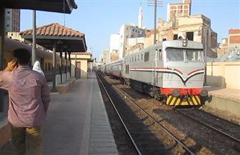 """""""النقل"""" تكشف تفاصيل وفاة مواطن قفز من """"قطار طنطا"""" رافضا تحصيل غرامة التدخين"""