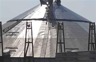 محافظ الشرقية: البدء في إنشاء صوامع الغلال بسعة تخزينية 90 ألف طن| صور