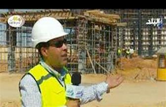 مدير مشروع مجلس النواب بالعاصمة الإدارية: الانتهاء من المبنى مع بداية العام المقبل | فيديو