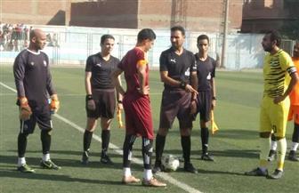 نتائج مباريات المجموعة الخامسة بدوري القسم الثالث