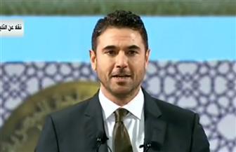 """أحمد عز: فيلم """"الممر"""" وجه رسالة للعالم هي """"الجيش والشعب إيد واحدة"""""""