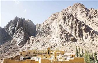 وفد من وزارة السياحة يلتقي أهالي وادي الأربعين خلال جولة بسانت كاترين