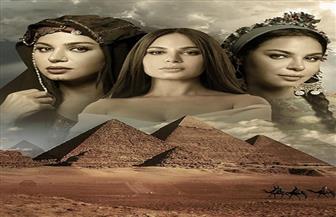 """""""بدوية وفلاحة ومدنية"""".. نسرين أمين تجسد جمال المرأة المصرية في صورة"""