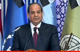 الرئيس السيسي يرحب بلقاء الإعلاميين والصحفيين: أقدر دروهم