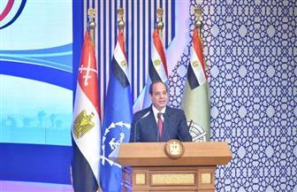 """الرئيس السيسي يحذر من حروب الجيل الرابع: """"كله إلا مصر.. كلنا زائلون وهي الباقية"""""""