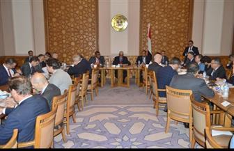 نائب وزير الخارجية يلتقي سفراء الدول المشاركة في بناء سد النهضة