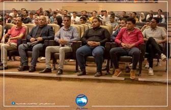 """أمانة الشباب بـ""""مستقبل وطن"""" تنظم ندوة تثقيفية عن المشاركة السياسية للشباب بالإسكندرية   صور"""