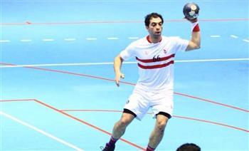 أحمد الأحمر يتحدث عن المقارنة بين كرة اليد والقدم في الزمالك