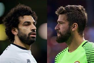 محمد صلاح وأليسون بيكر جاهزان لمواجهة مانشستر يونايتد