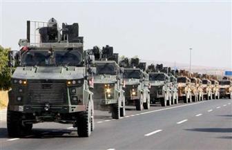 تدمير عدة عربات للجيش التركي غرب سوريا