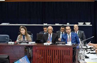 رئيس مجلس النواب يشارك في اجتماع الفريق الاستشاري لمكافحة الإرهاب والتطرف