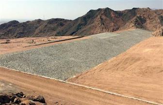 الإسكان: إنشاء سد وبحيرة صناعية لحماية منطقة وادي البيضا من السيول|صور