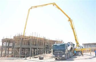 مدير إسكان البحر الأحمر يتفقد مشروع 6000 وحدة سكنية بالغردقة   صور
