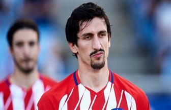 الإصابة تحرم أتلتيكو مدريد من جهود سافيتش في مباراة بلنسية