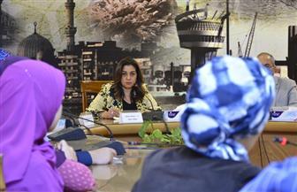 محافظ دمياط تعقد لقاء حواريا لبرلمان الشباب احتفالا باليوم العالمي للشباب