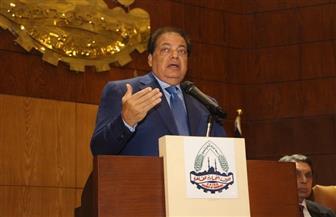 أبو العينين: مصر حققت إعجازا بالاستثمار والاقتصاد في سنوات قليلة .. والتصنيع مفتاح التنمية