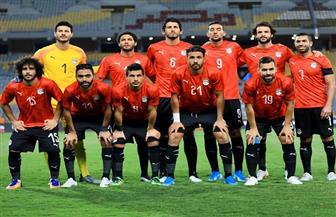 في أول ظهور تحت قيادة البدري.. مصر تفوز على بتسوانا بهدف حمدي فتحي | صور