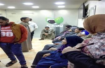 """""""مستقبل وطن"""" يعلن إجراء 6 عمليات عيون بالمجان في المنيا ضمن مبادرة حياة كريمة  صور"""