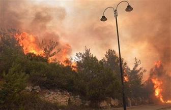 عشرات الحرائق في لبنان بسبب الطقس الحار