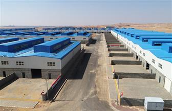 تنفيذ 1016 مصنعا بالعاشر من رمضان باستثمارات 3 مليارات جنيه.. وتخصيص 340