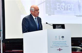 رئيس البرلمان: الالتزام بالقانون الدولي يسهم في منع النزاعات وتحقيق السلام والتنمية | صور